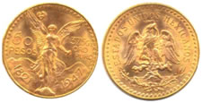 Pesos Gold Coin